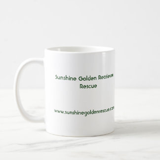 Bayou - coffee mug - Sunshine Golden Rescue