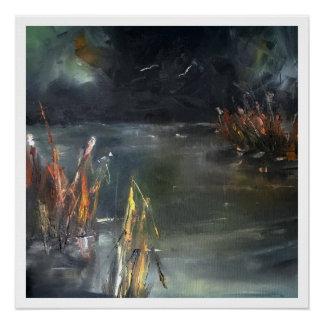 Bayou Marsh Print