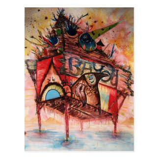 Bayou Postcard