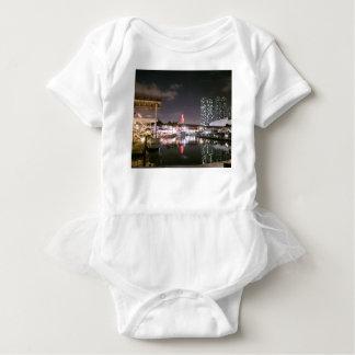 Bayside Market place Miami Baby Bodysuit