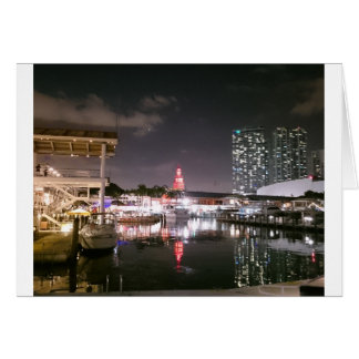 Bayside Market place Miami Card