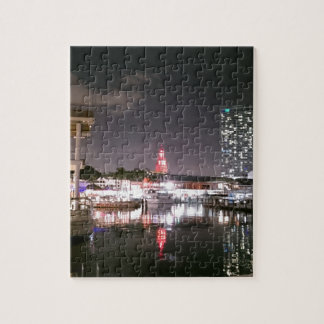 Bayside Market place Miami Jigsaw Puzzle