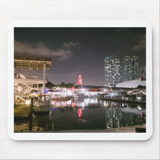Bayside Market place Miami Mouse Pad
