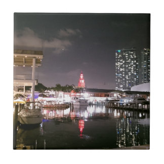 Bayside Market place Miami Tile