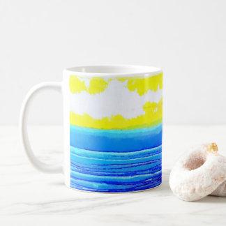 """Bayside Morning"" mug"