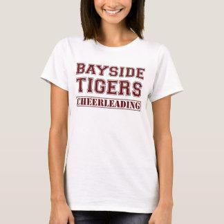Bayside Tigers Cheerleading T-Shirt