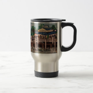 Bayview Avenue, Put-n-Bay, Ohio Travel Mug
