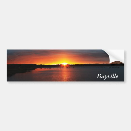 Bayville Bumper Sticker