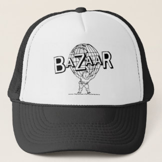"Bazaar ""Grand Opening"" Baby Trucker Hat"