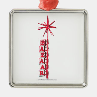 "Bazaar ""Sputnik"" Xmas Ornament"