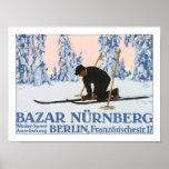 Bazar Nurnberg Poster