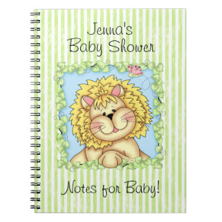 BaZooples Baby Shower Journal
