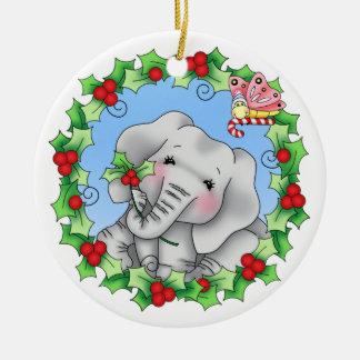 BaZooples Ornament - Elsie