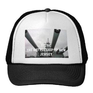BB-62 Battleship New Jersey Trucker Hat