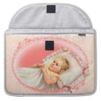 "BB BABY BORN  Macbook Pro 15"" Rickshaw Macbook Sle Sleeve For MacBook Pro"