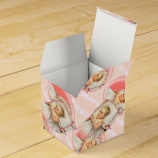 BB BABY NEW BORN Classic 2x2 Favor Boxes