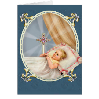 "BB BABY NEW BORN  Small (4.25"" x 5.5"") Card"