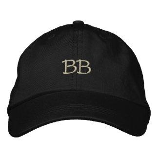 BB EMBROIDERED BASEBALL CAP