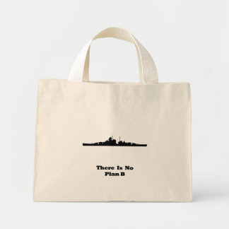 BB There Is No Plan B Mini Tote Bag