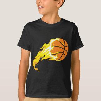 bball flame T-Shirt