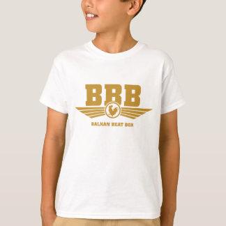 BBB Logo Gold T-Shirt