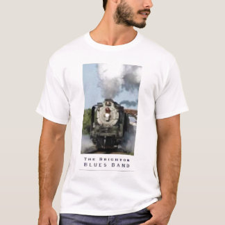BBB - TRAIN  Tee shirt with printed Back