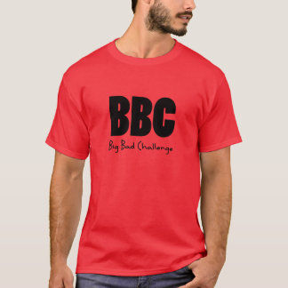 BBC Big Back Challenge T-Shirt