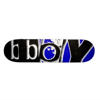 bboy3 1.0 skateboard deck