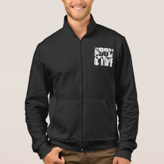 BBOY Black Sweat Jacket