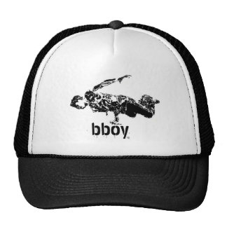 bboy hat pose by Jeffrey