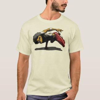 BBOY pose 4 t-shirt