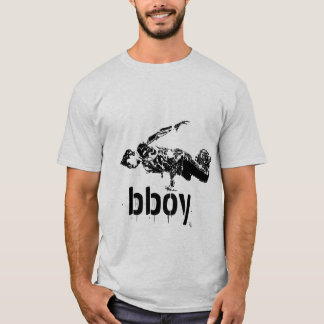 Bboy pose by Jeffrey T-Shirt