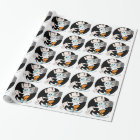 bboy rook wrapping paper