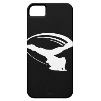 BBOY windmill wht iphone4 Case For The iPhone 5