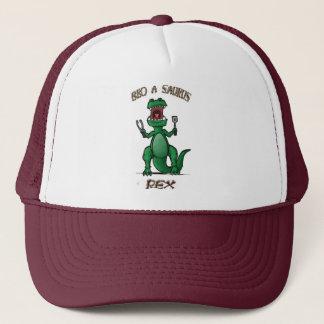 BBQ A Saurus Trucker Hat