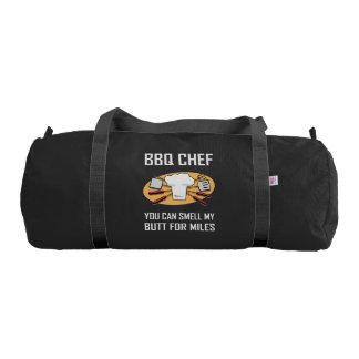 BBQ Chef Smell Butts Gym Bag