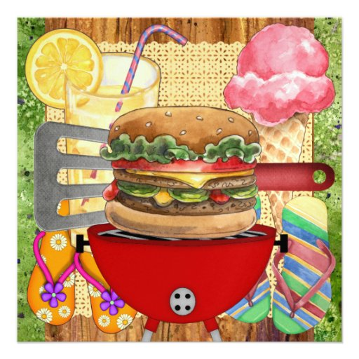 BBQ Cook Out ! SRF Announcements