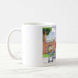 BBQ Couple Coffee Mug