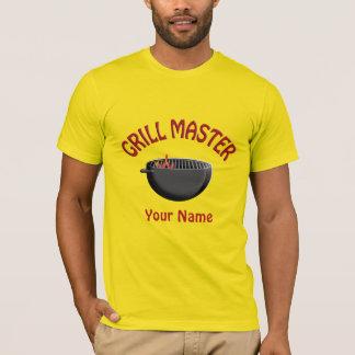 BBQ Grill Master T-shirt