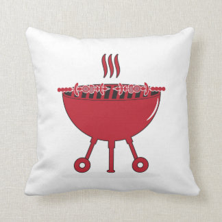 BBQ Grill Stove pillow