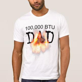 BBQ HOT Superdad 2013 SUPER DAD T-Shirt