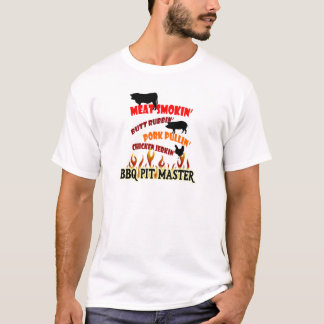 BBQ Master Cooker Braggin' Rights T-Shirt