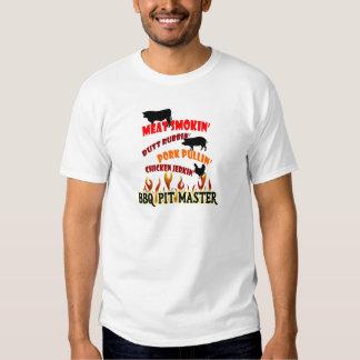 BBQ Master Cooker Braggin' Rights Tshirt