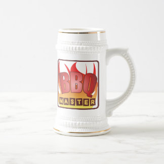BBQ Master Stein Coffee Mug