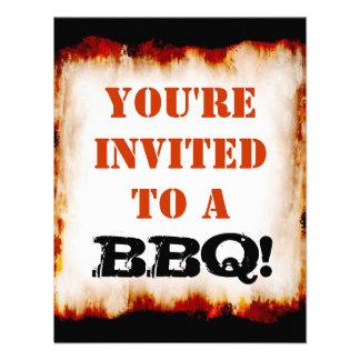 BBQ Party! Invitation