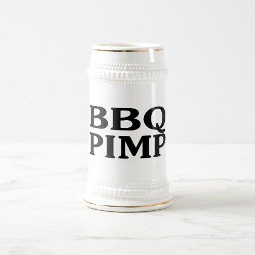 BBQ Pimp Coffee Mug