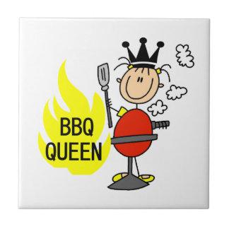 BBQ Queen Tile