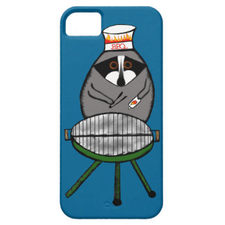 BBQ Raccoon for iPhone Case