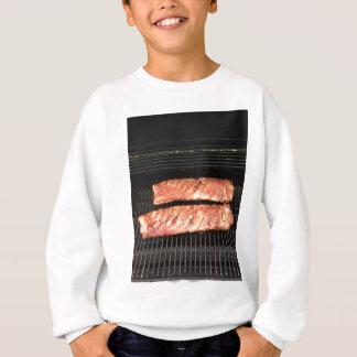 BBQ Rib Stomach Sweatshirt