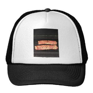 BBQ Rib Stomach Trucker Hat
